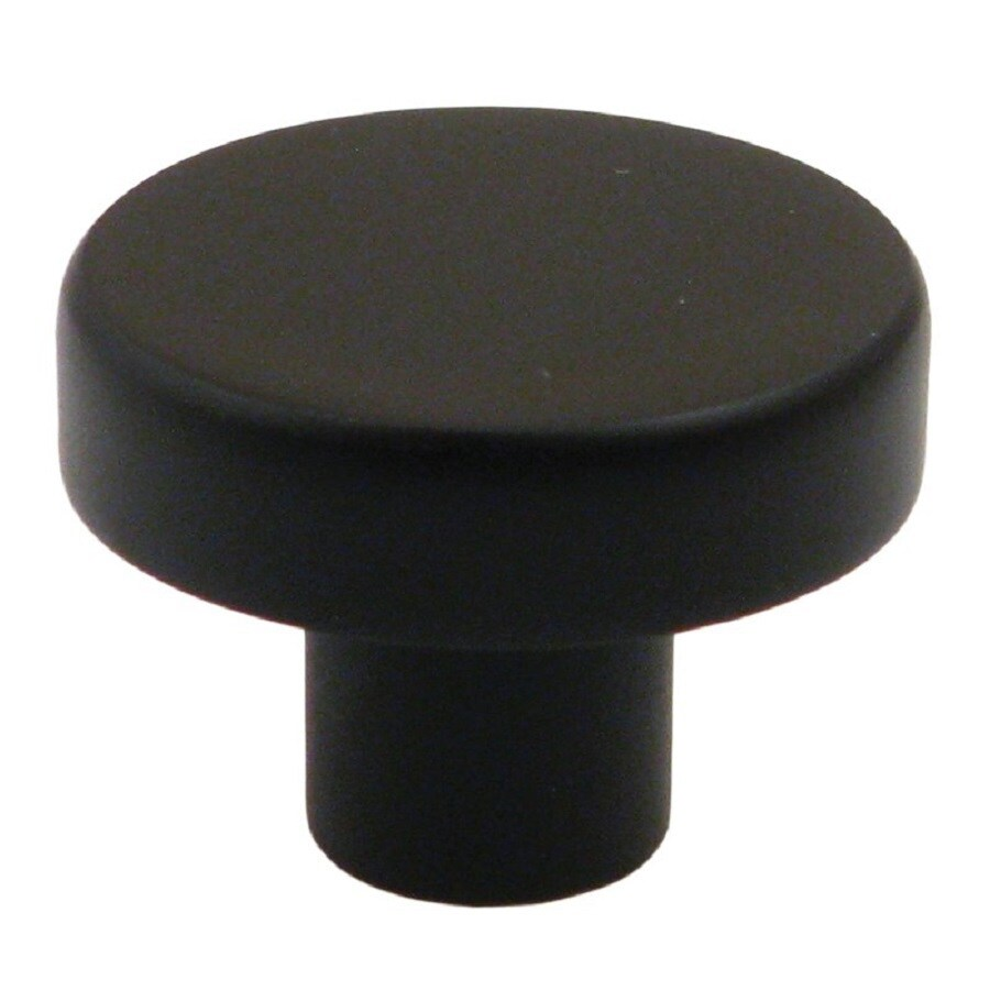 Rusticware Modern Oil-Rubbed Bronze Round Cabinet Knob