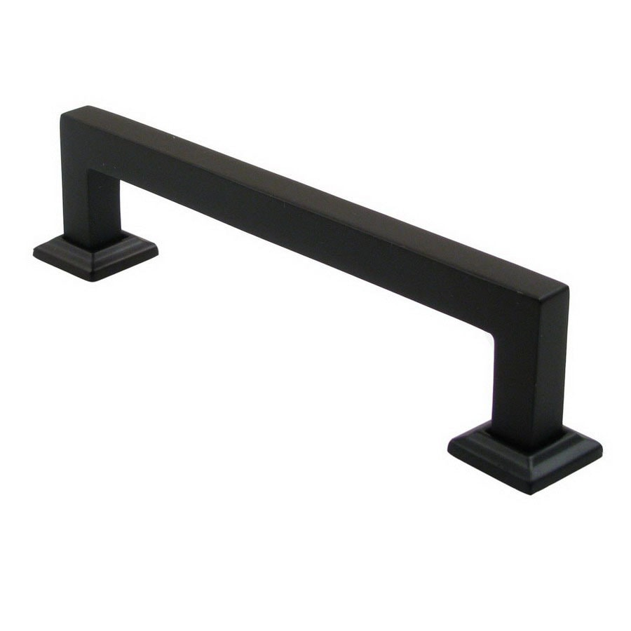 Rusticware 7-in Center-To-Center Oil-Rubbed Bronze Modern Rectangular Cabinet Pull
