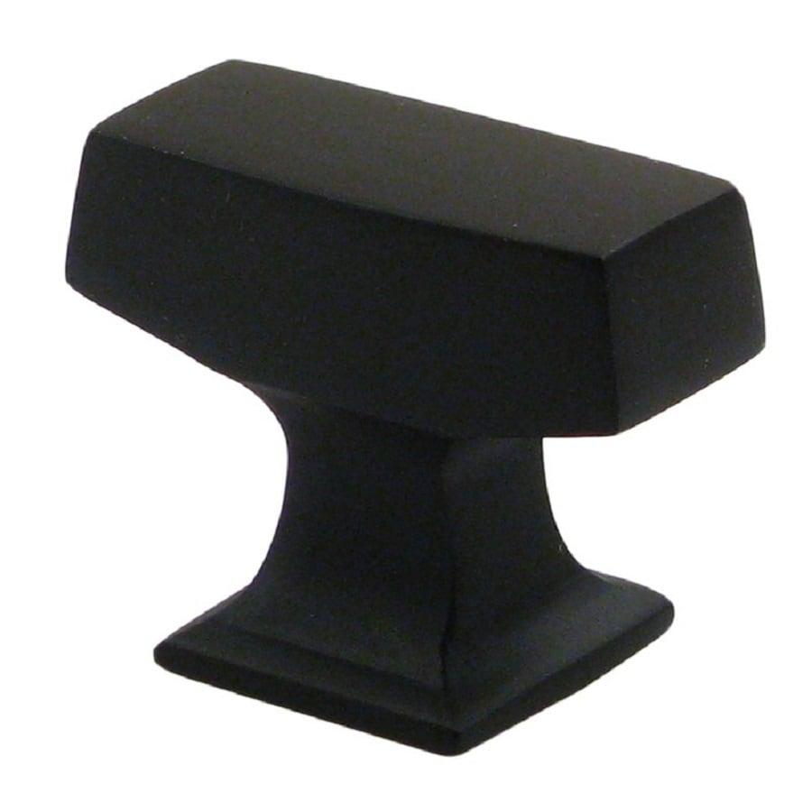 Rusticware Modern Oil-Rubbed Bronze Rectangular Cabinet Knob