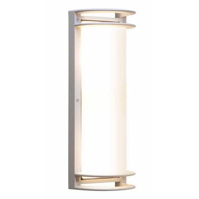 Access Lighting Poseidon 16 3 4 In Satin Outdoor Wall Light