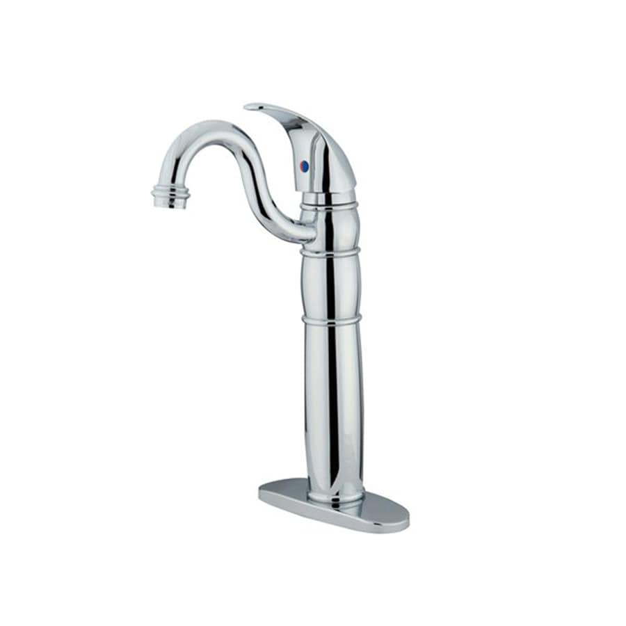 ... Baltimore Chrome 1-Handle Single Hole Bathroom Faucet at Lowes.com