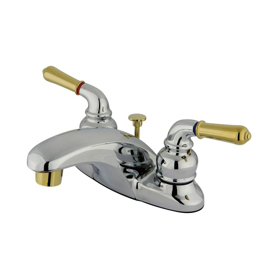 Elements Of Design Magellan Polished Chromepolished Brass 2 Handle