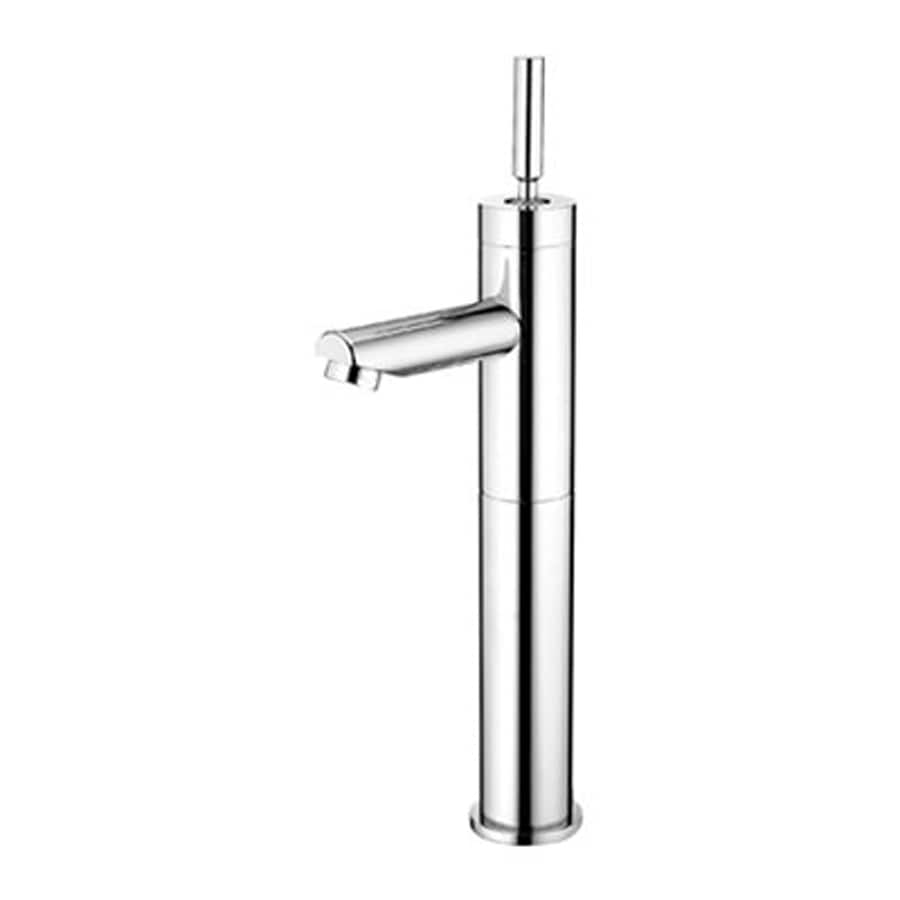 Shop Elements Of Design Concord Chrome 1 Handle Single Hole Bathroom Faucet At