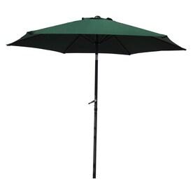 International Caravan Market Patio Umbrella (Common: 8.5 Ft W X 8.5 Ft