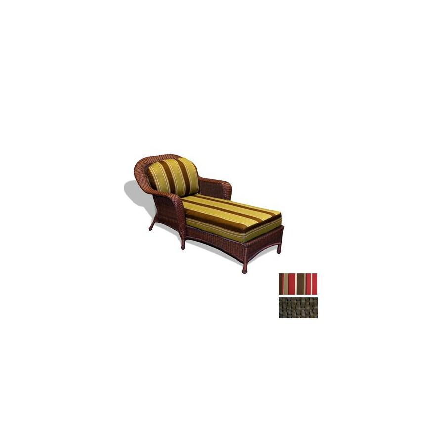 679f0268429 Shop Tortuga Outdoor Lexington Cushioned Aluminum Patio Chaise ...