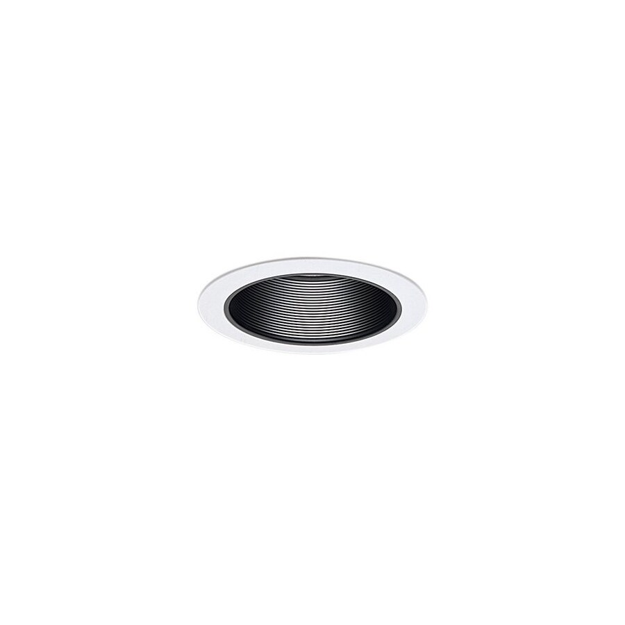 Ceiling Trim Lowes: Shop Thomas Lighting Baffle Recessed Recessed Ceiling