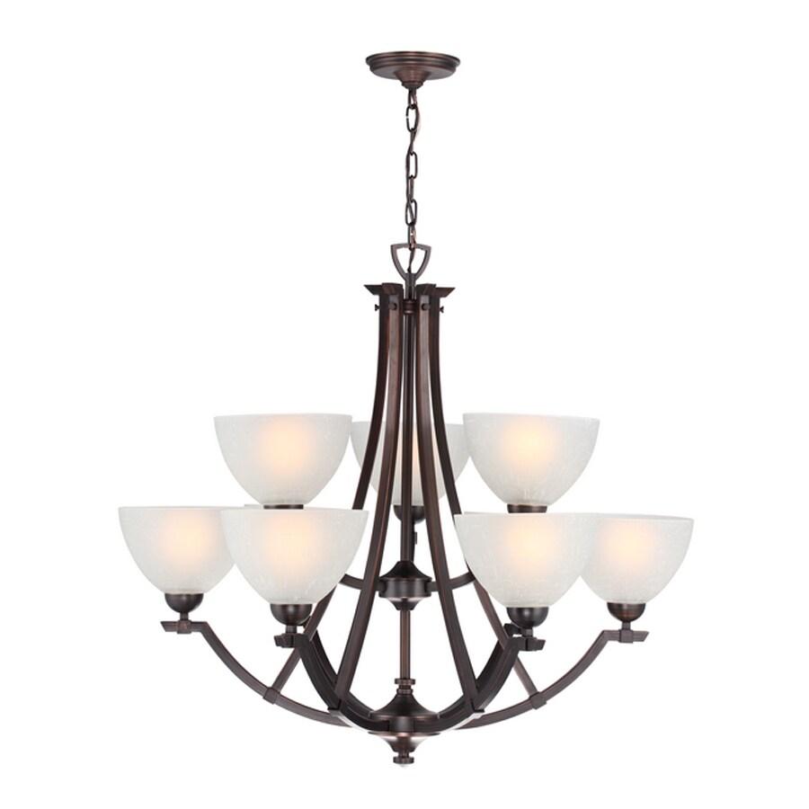 Shop dvi key west 9 light oil rubbed bronze chandelier at lowes dvi key west 9 light oil rubbed bronze chandelier arubaitofo Images