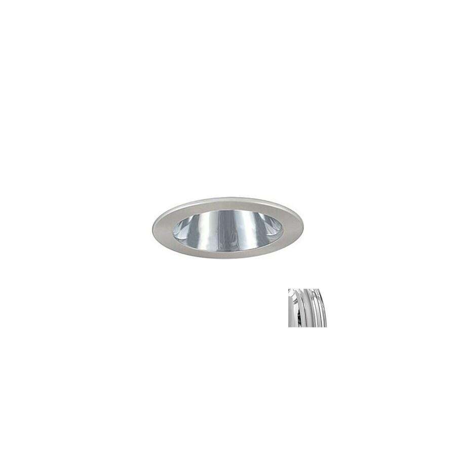 JESCO Chrome Open Recessed Light Trim (Fits Housing Diameter: 4-in)
