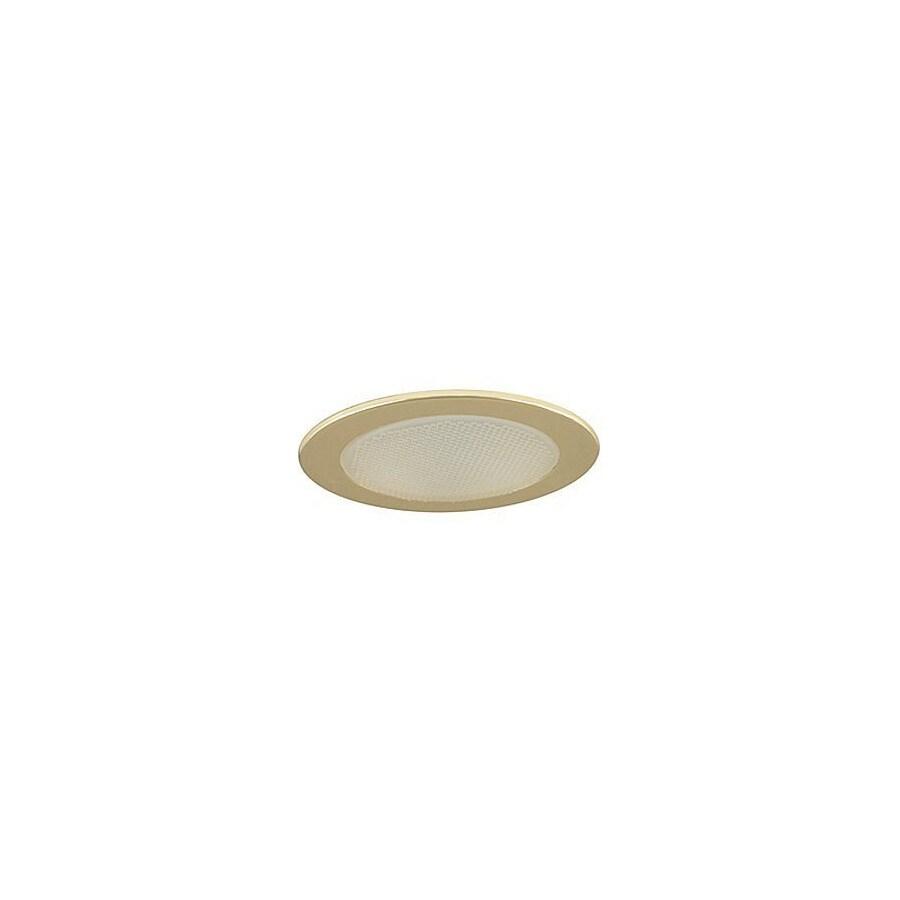 JESCO Antique Bronze Shower Recessed Light Trim (Fits Housing Diameter: 4-in)