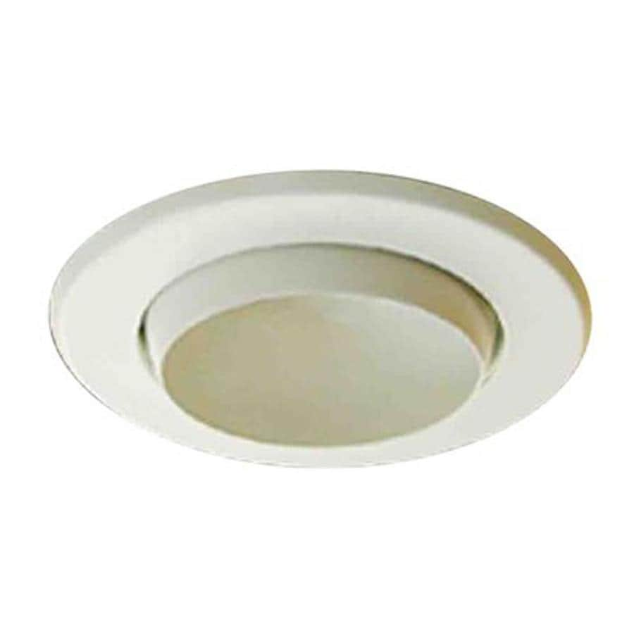 shop volume international white eyeball recessed light. Black Bedroom Furniture Sets. Home Design Ideas