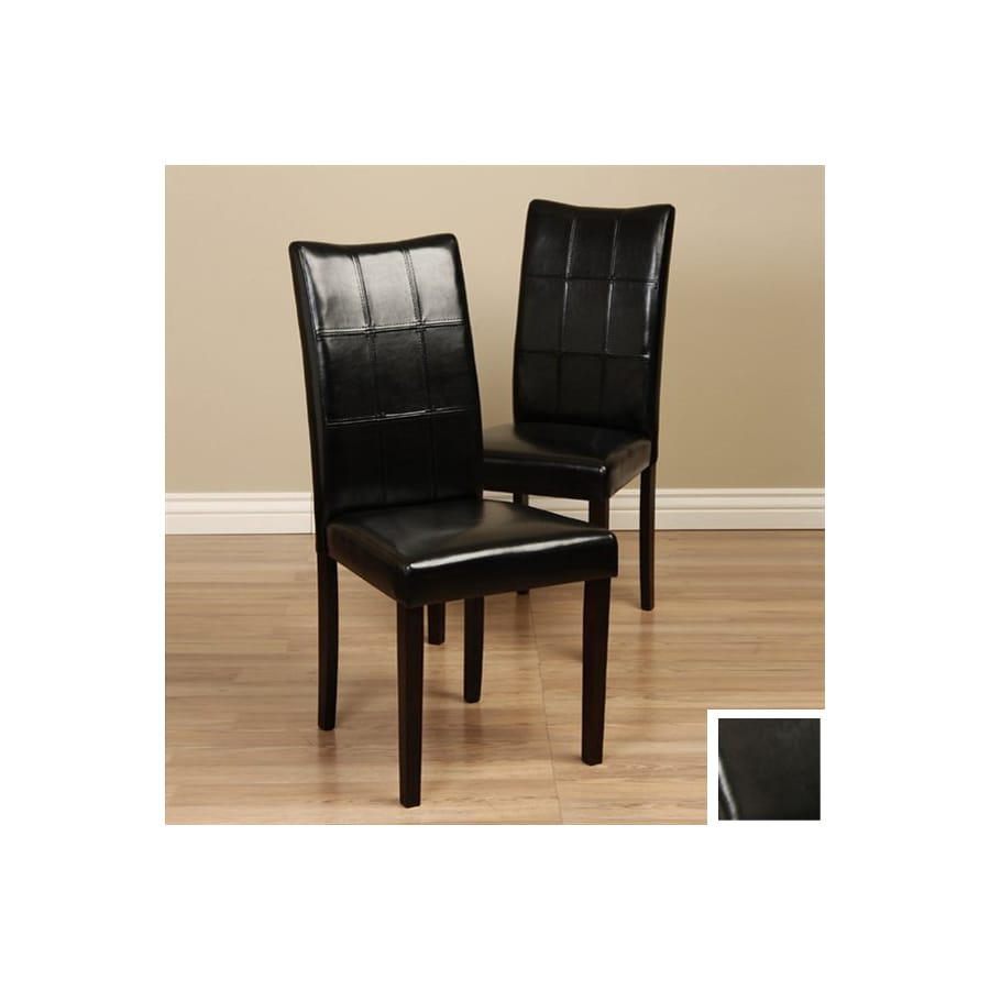 Warehouse of Tiffany Eveleen Cappuccino Dining Chair