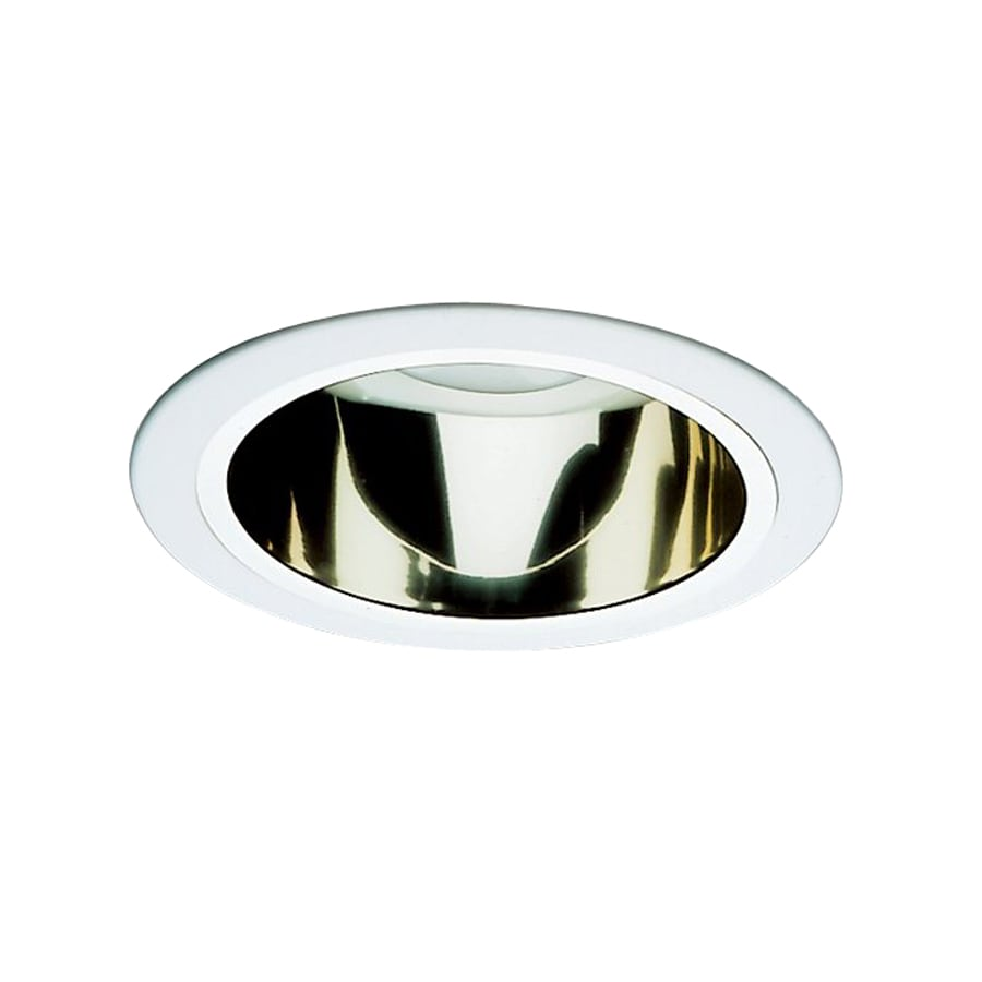 Nicor Lighting Gold Open Recessed Light Trim (Fits Housing Diameter: 6-in)