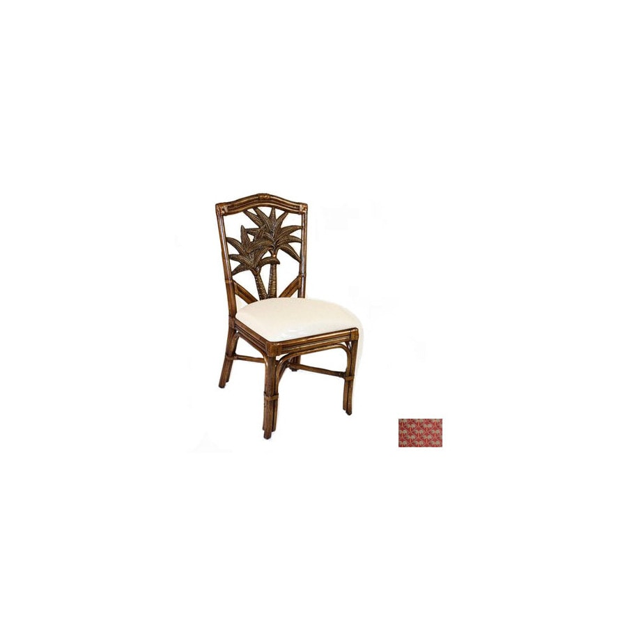 Hospitality Rattan Cancun Palm TC Antique Dining Chair