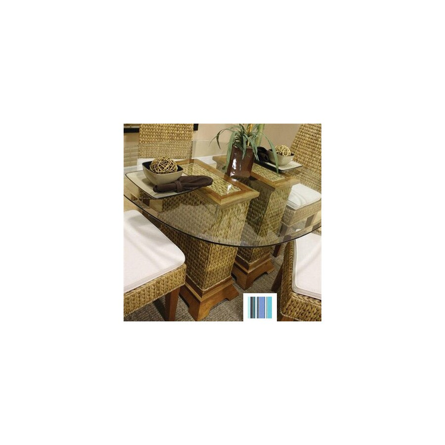 Hospitality Rattan Sea Breeze Natural Dining Set