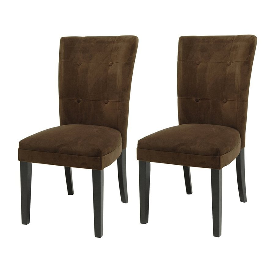 Steve Silver Company Set of 2 Matinee Side Chairs