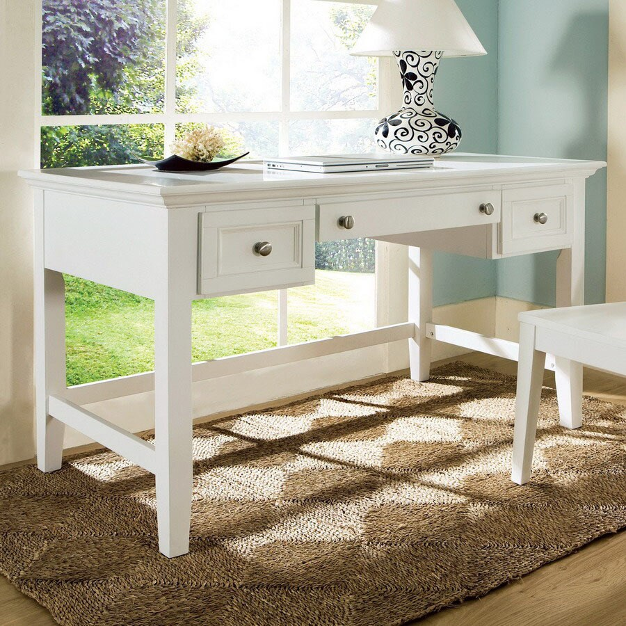 Steve Silver Company Oslo Off White Writing Desk