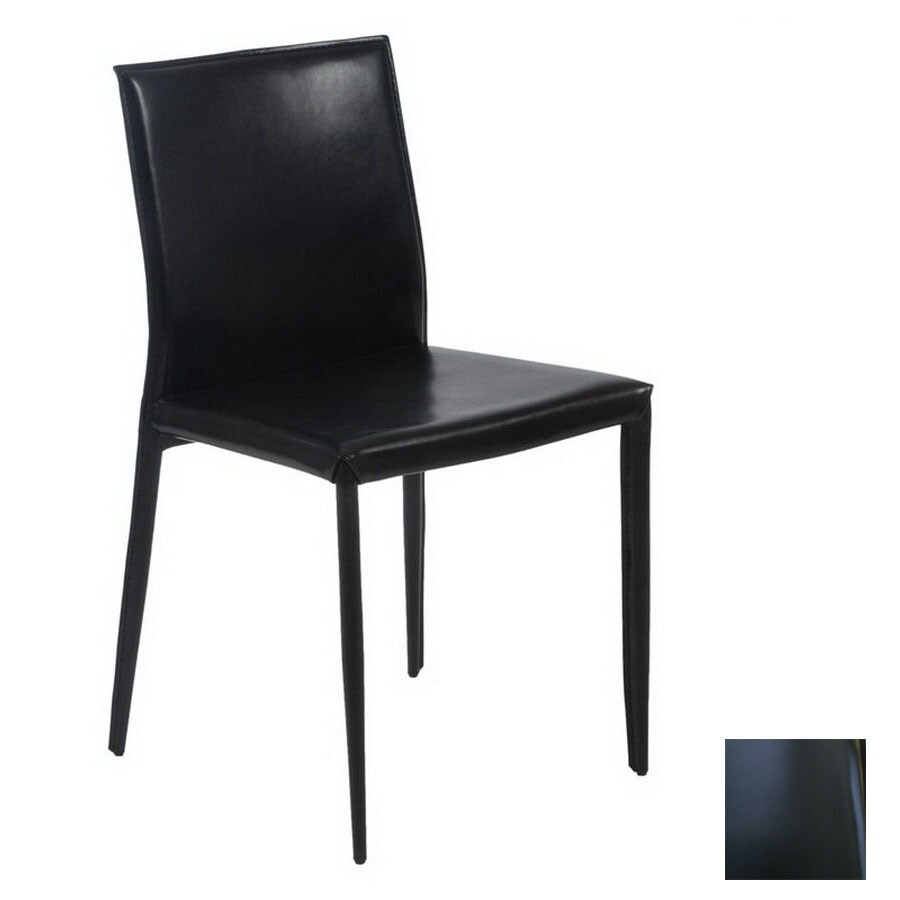 Eurostyle Set of 4 Shen Black Dining Chairs