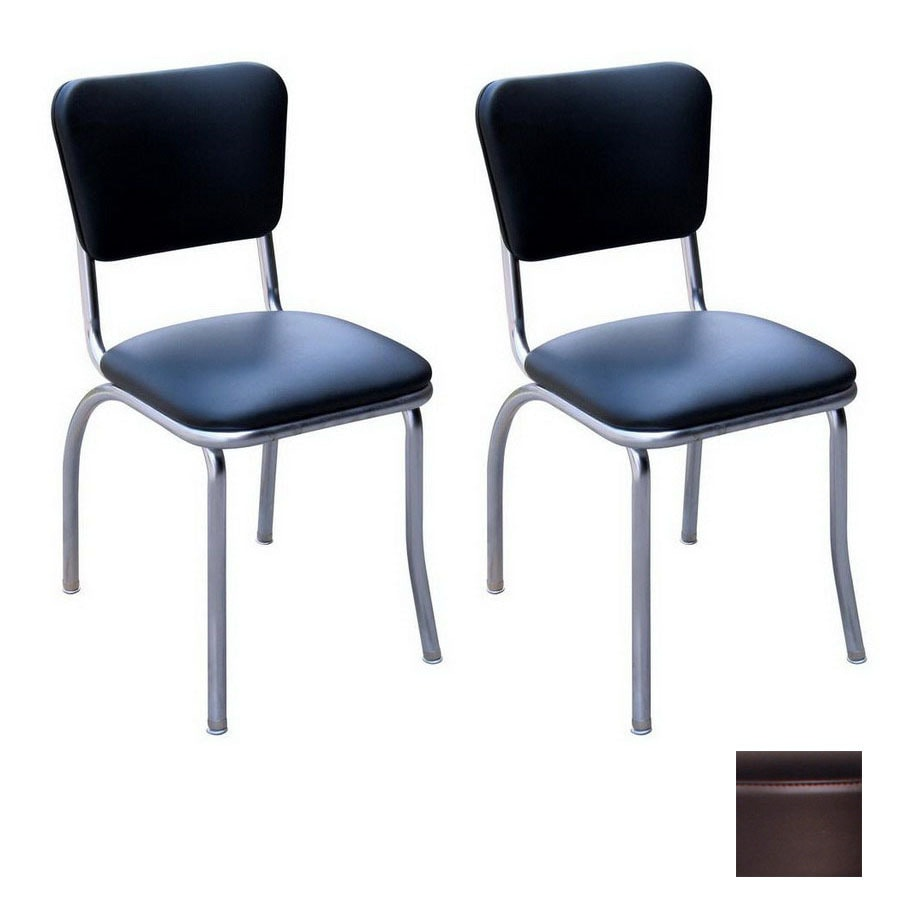 Shop richardson seating 50 39 s retro contemporary dining for Retro modern dining chairs