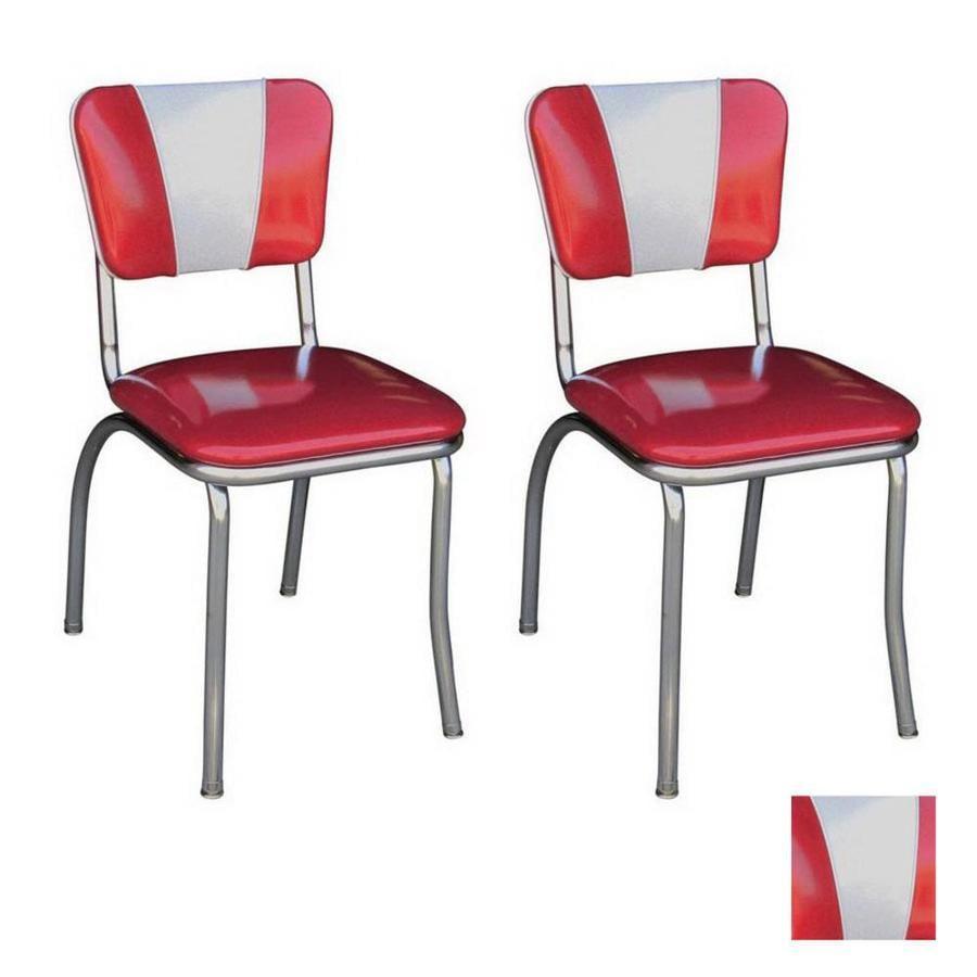 Richardson Seating 50 S Retro Contemporary Dining Chair At