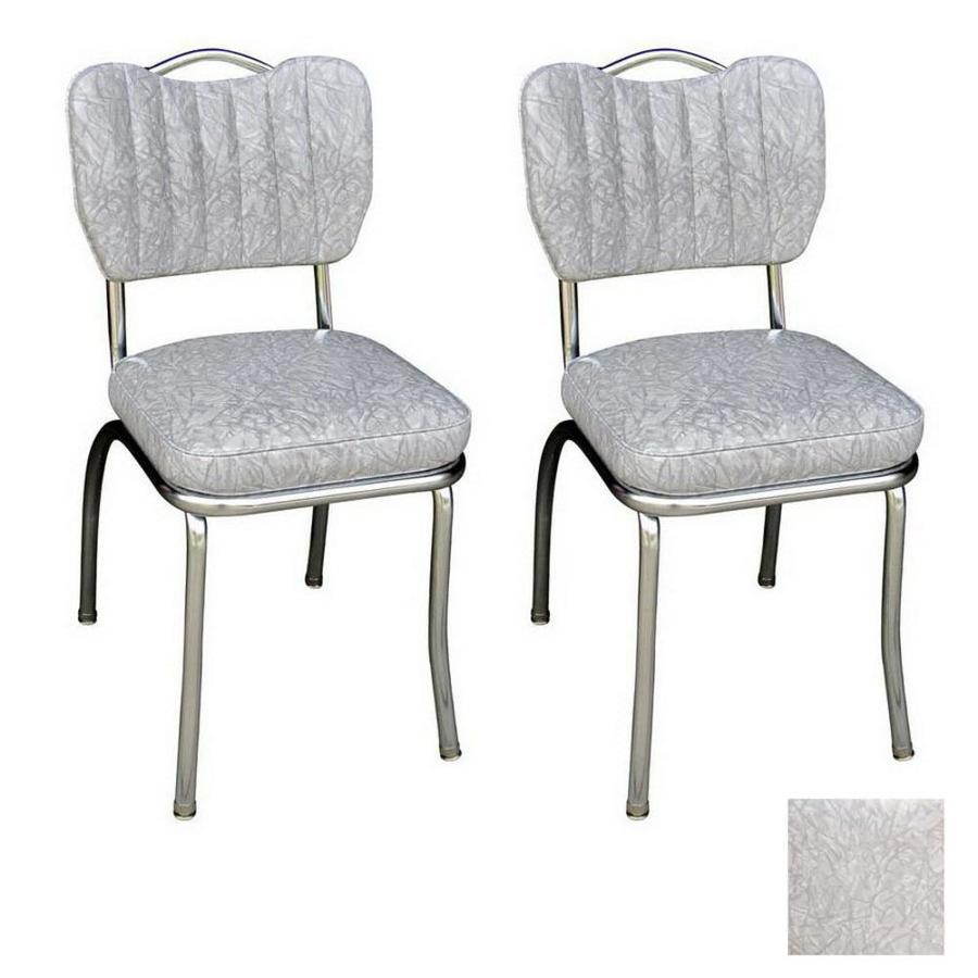 Shop richardson seating 50 39 s retro contemporary dining for Dining room chairs 50
