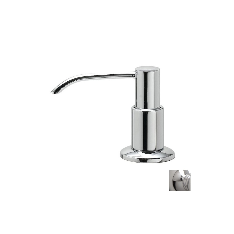 Premier Faucet Chrome Chrome Soap and Lotion Dispenser
