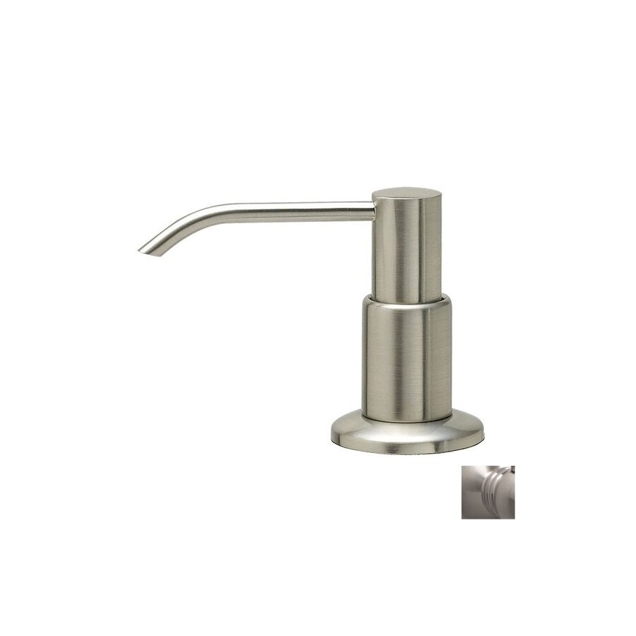 Premier Faucet Brushed Nickel Brushed Nickel Soap and Lotion Dispenser