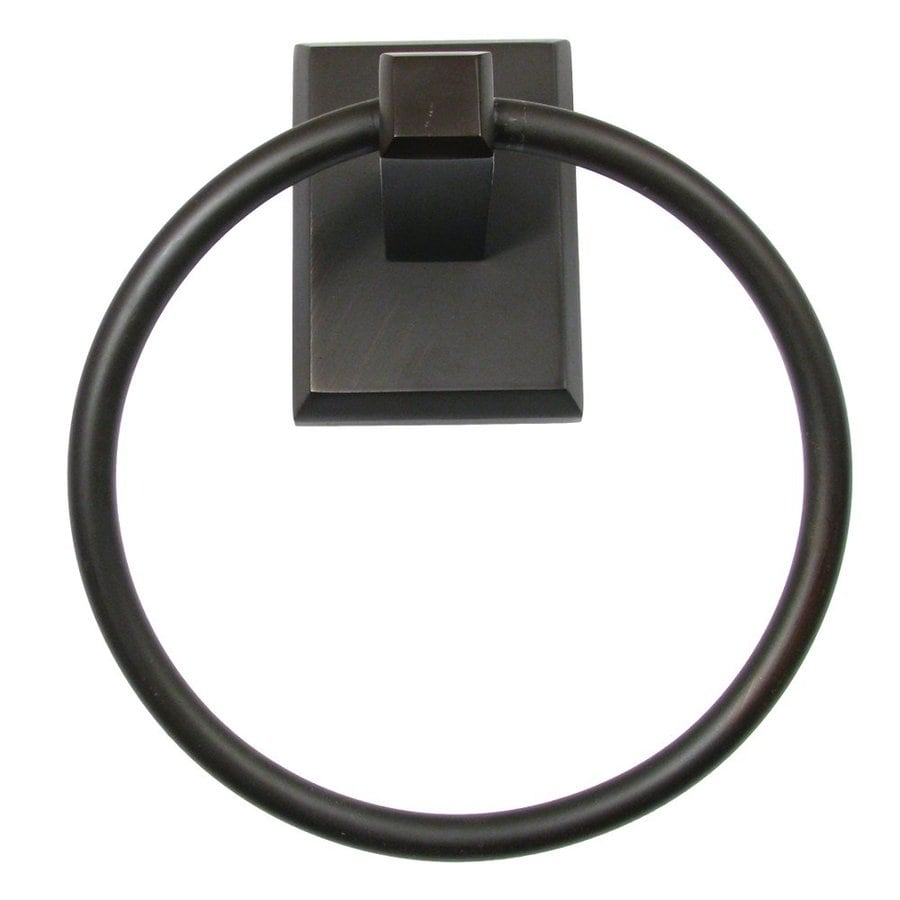 Rusticware Utica Oil-Rubbed Bronze Wall Mount Towel Ring