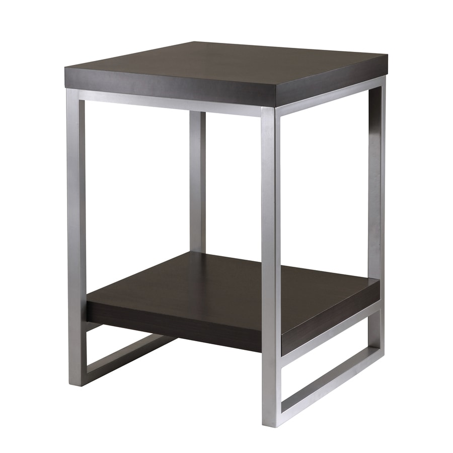 Winsome Wood JaRed Dark Espresso End Table