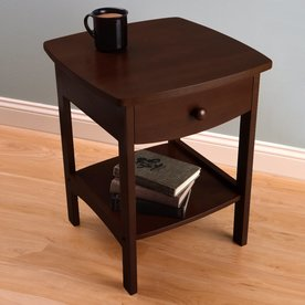 square side tables living room shop end tables at lowes 18623