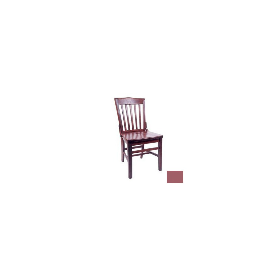 Alston Quality Industries Black Side Chair