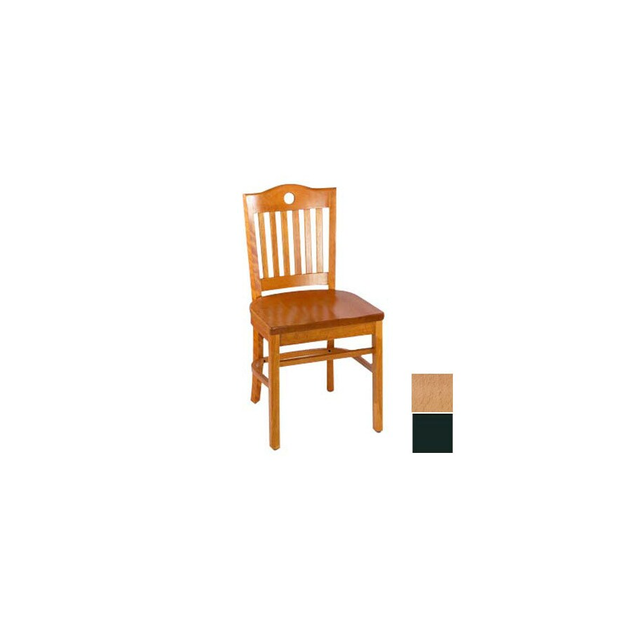 Alston Quality Industries Natural Side Chair