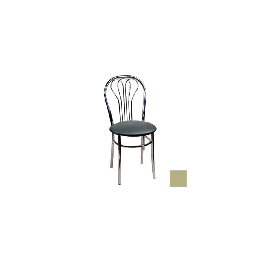 Alston Quality Industries Chrome Side Chair