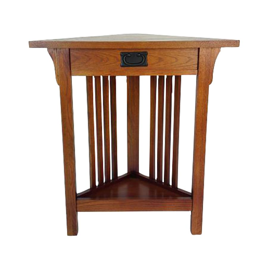 Wayborn Furniture Oak Birch End Table