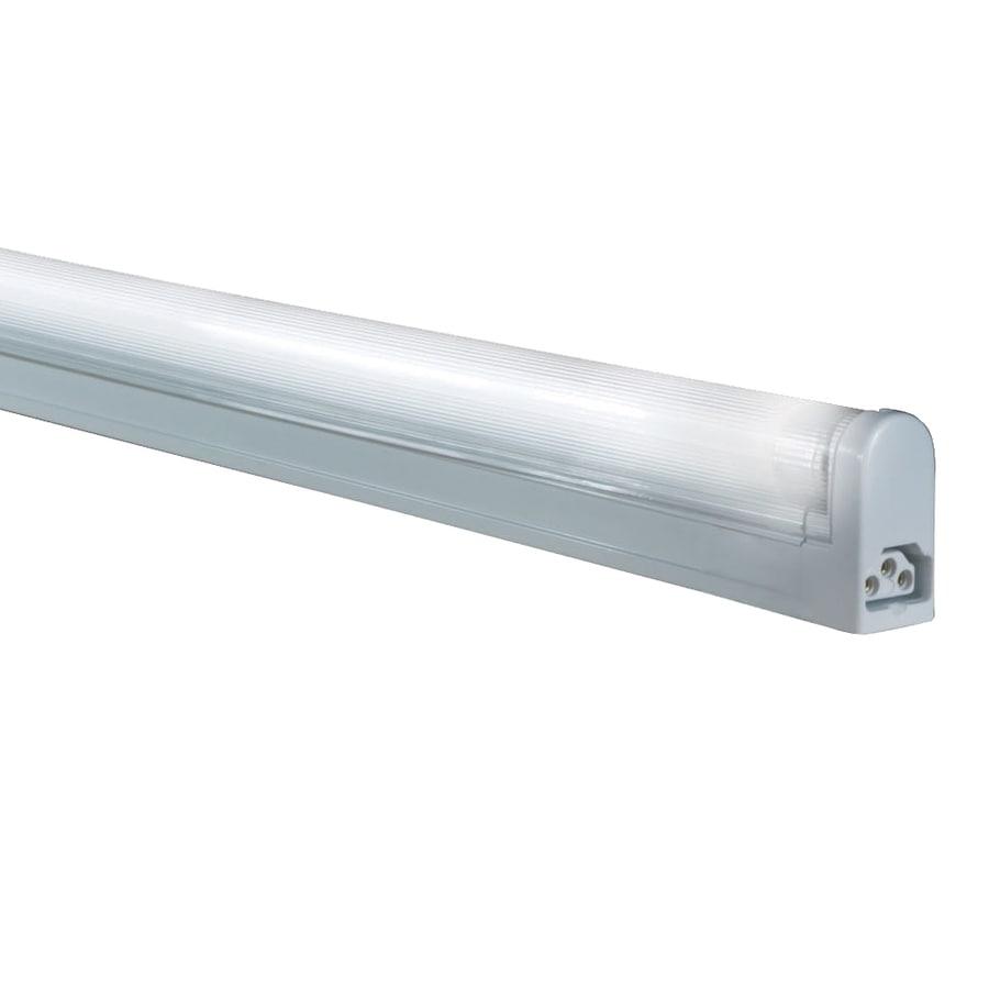 JESCO Sleek Plus 21-in Plug-In Under Cabinet Fluorescent Light Bar