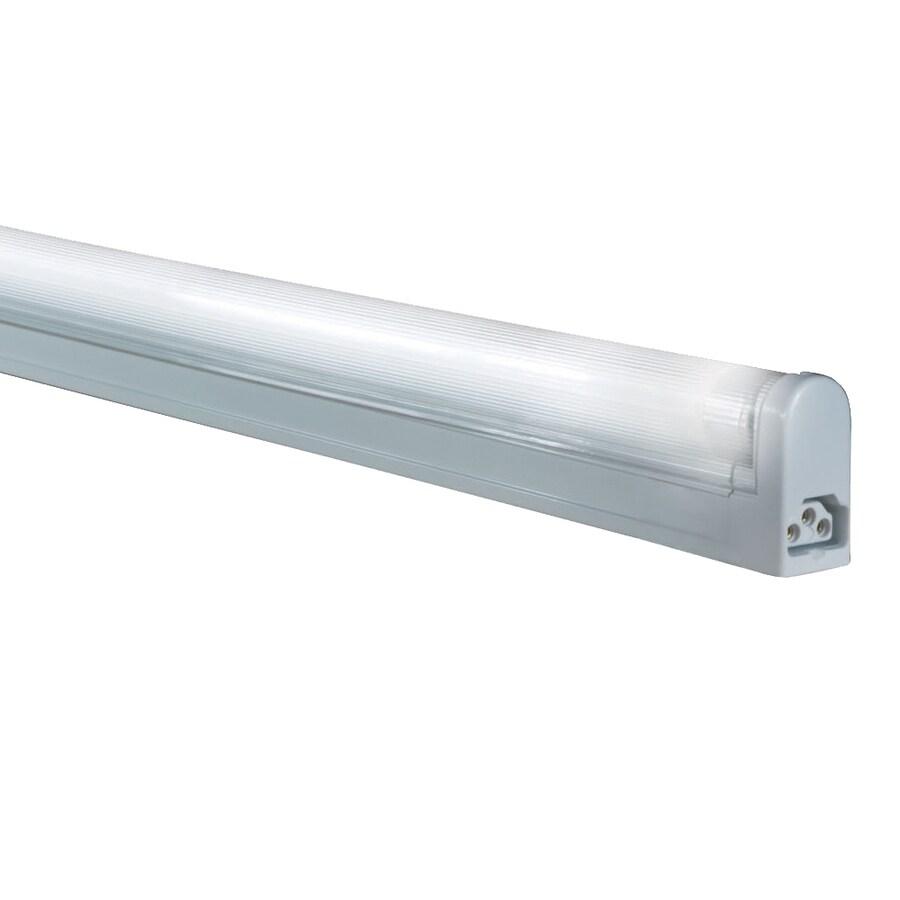 JESCO Sleek Plus 12.375-in Plug-In Under Cabinet Fluorescent Light Bar