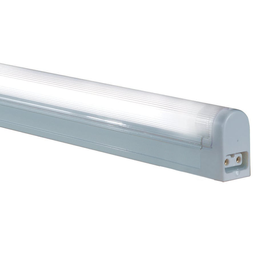 Fluorescent Under Cabinet Lighting Kitchen: JESCO Sleek Plus 21-in Plug-In Under Cabinet Fluorescent