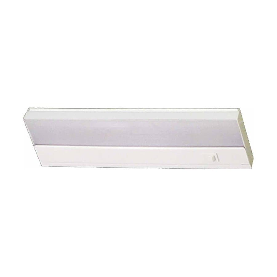 Volume International 12.5-in Hardwired Under Cabinet Fluorescent Light Bar
