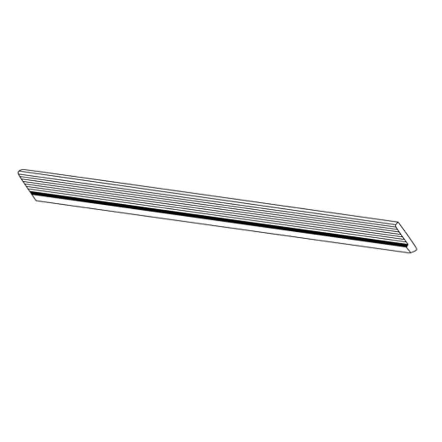 Volume International 42.5-in Hardwired Under Cabinet Fluorescent Light Bar