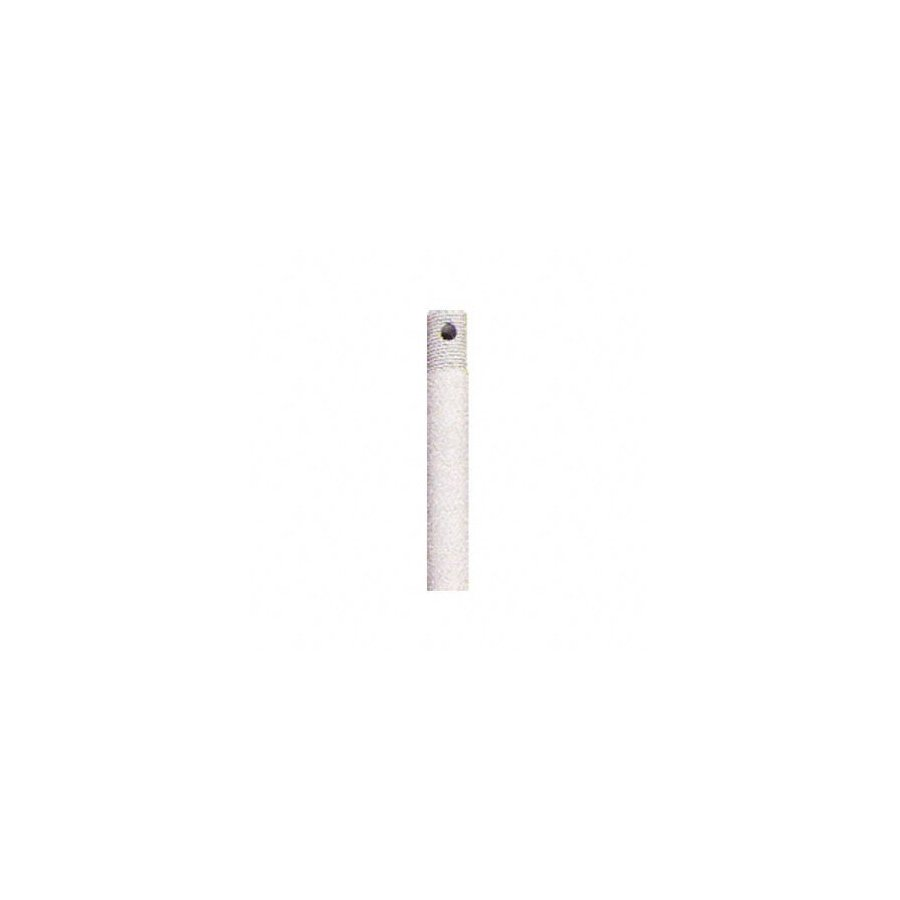 Nicor Lighting 18-in Soft White Ceiling Fan Downrod