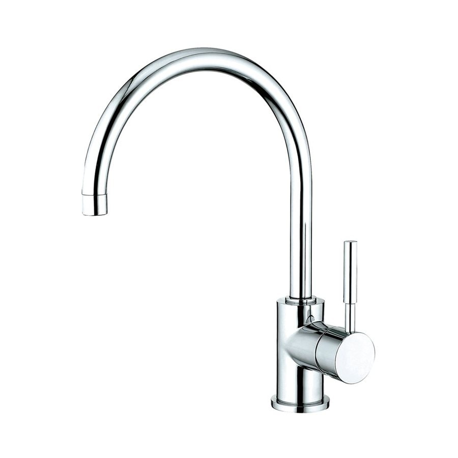 Elements of Design Concord Chrome 1-Handle High-Arc Kitchen Faucet