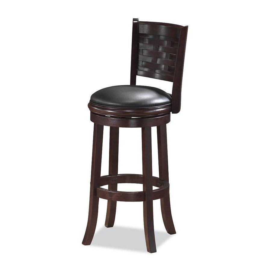 Boraam Industries Sumatra Cappuccino Bar Stool
