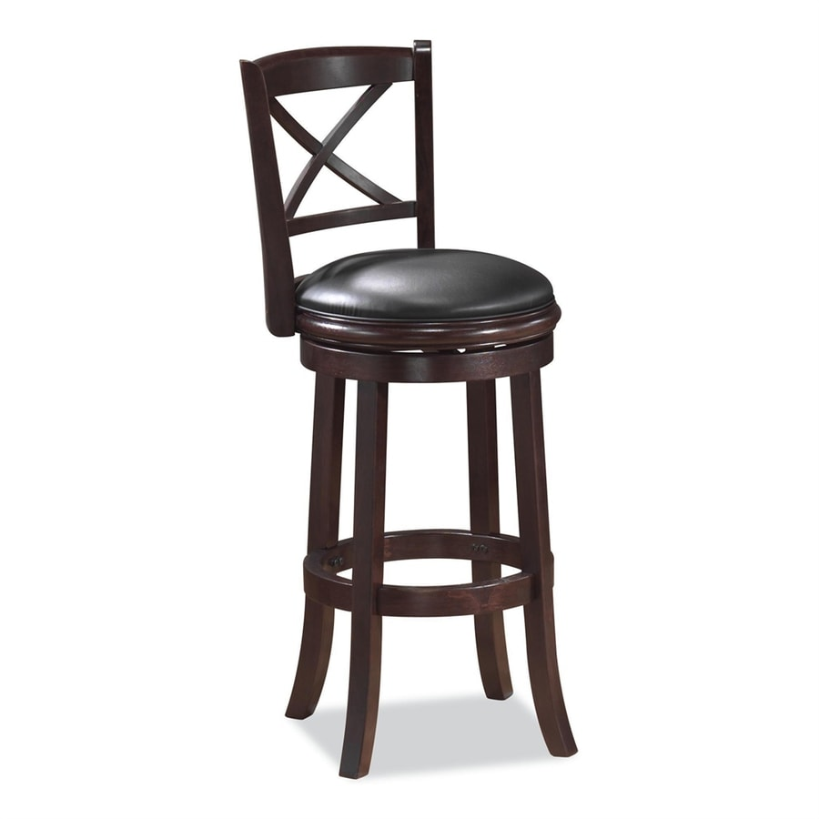 Boraam Industries Georgia Cappuccino Counter Stool At