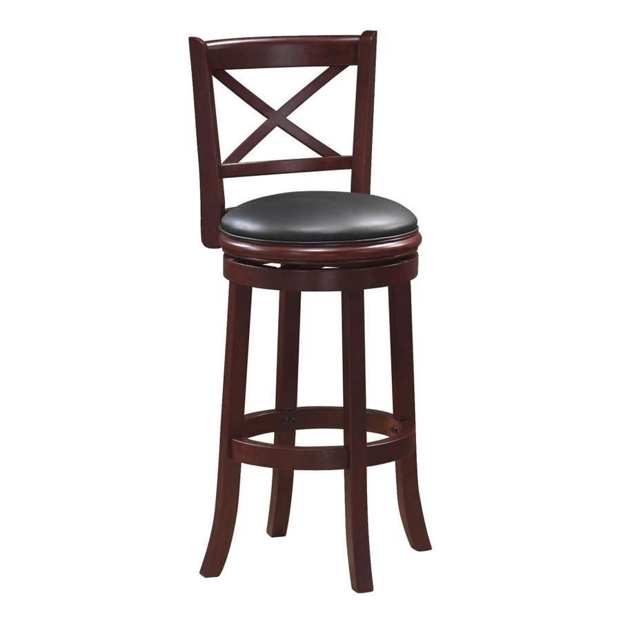 Boraam Industries Georgia Cherry Bar Stool