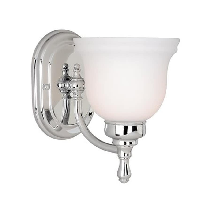 Bathroom Sconces Chrome: Shop Cascadia Lighting Cologne Chrome Bathroom Vanity