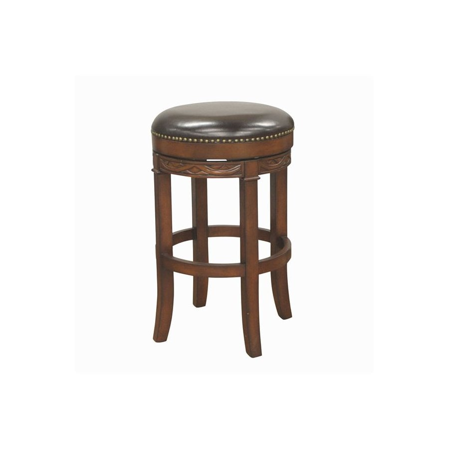 Greystone Bali Suede 26-in Counter Stool