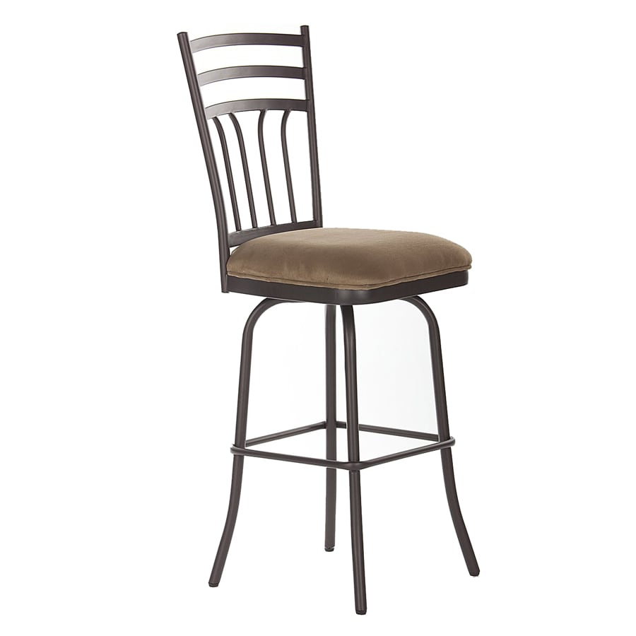 Greystone Angeles Pepper 30-in Bar Stool