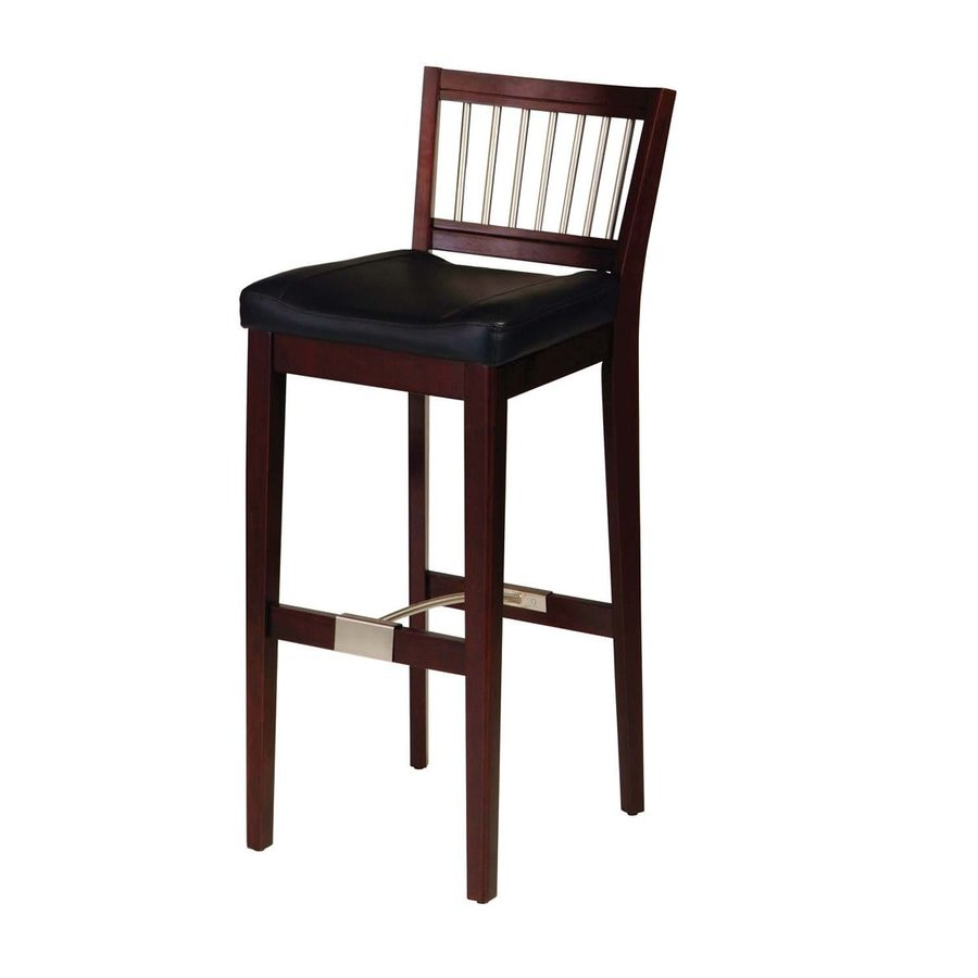 Home Styles Cherry 31-in Bar Stool