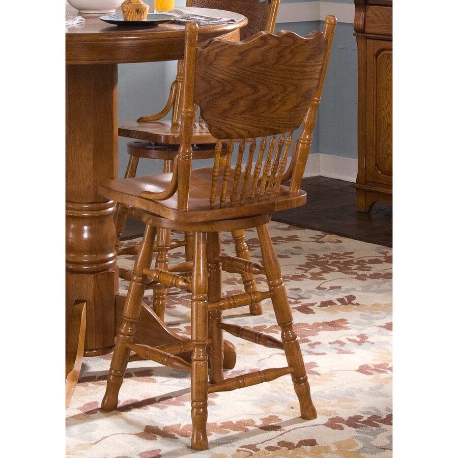 Oak Bar Stools ~ Shop liberty furniture nostalgia country cottage medium