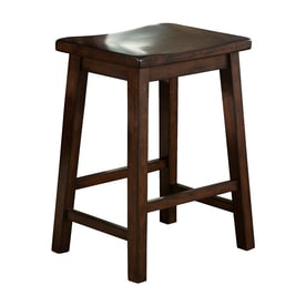 Liberty Furniture Cabin Fever Farmhouse Bistro Brown Counter Stool
