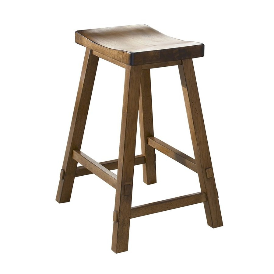 Liberty Furniture Creations II Tobacco Counter Stool